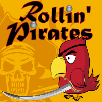 Rollin' Pirates logo